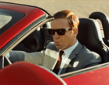 Jaguar'ın kısa filmi Damian Lewis ile parlıyor