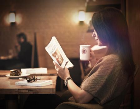Kahve Dünyası ve Can Yayınları'ndan kültür birliği