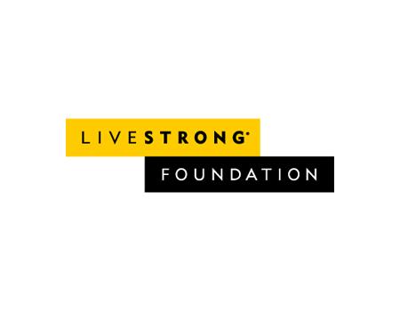 LIVESTRONG logosunu değiştirdi