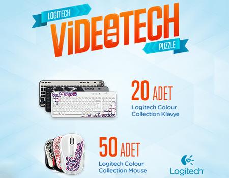 Logitech'in video bulmaca uygulaması ilgi görüyor