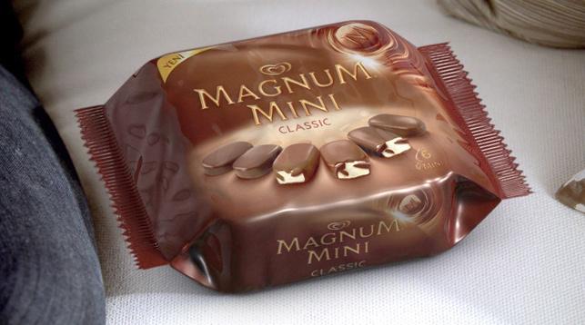 Magnum, dondurma sezonunu yeni ürünü Magnum Mini Classic'in reklam filmiyle açtı.