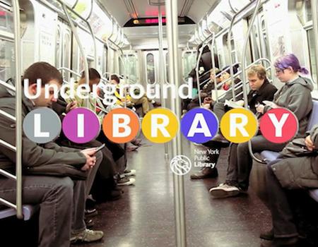 """""""Metro Kütüphaneleri"""" geliyor"""
