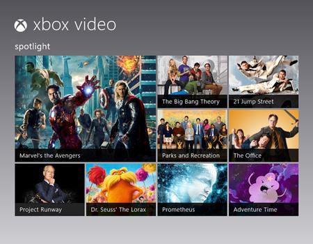 Microsoft XBOX 360'la film dağıtımcılığına soyunuyor