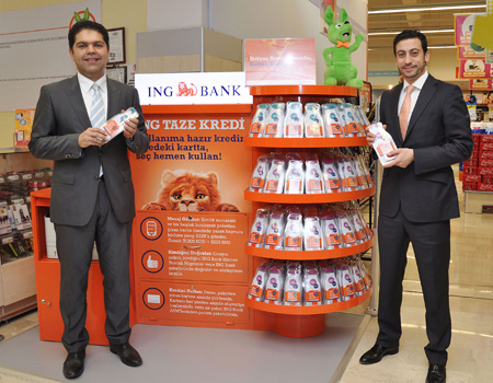 Süt şişesinden bank kredisi