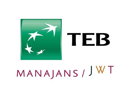 TEB'in yeni reklam ajansı Manajans/JWT oldu