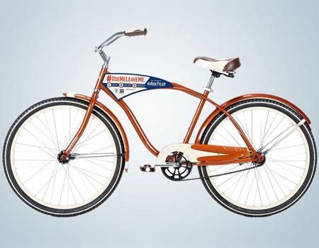 Bu bisiklet twit atıyor