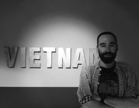 Vietnam'ın yaratıcı yönetmeni Serkan Balak