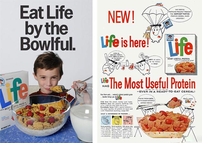 Life mısır gevreği