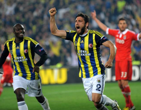 Fenerbahçe-Benfica arasındaki Avrupa Ligi karşılaşması günü en çok izlenen programı oldu.