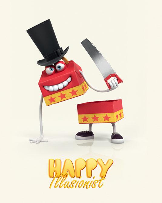 McDonald's'tan yeni çocuk menüsü karakterleri