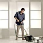 Bosch'un elektrikli süpürgesi kimseyi uyandırmıyor