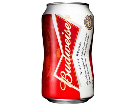 Budweiser'dan papyon gibi kutu