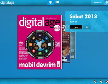 Digital Age ücretsiz olarak iPad'de!