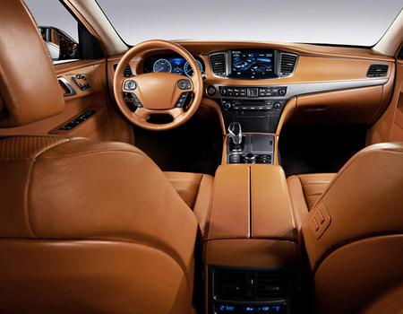 Hyundai ve Hermès işbirliğiyle konsept otomobil: Equus