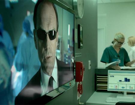 Matrix'in Ajans Smith'i General Electric'le geri döndü