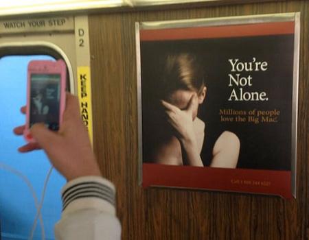 Reklamları yüzünden özür dileyen markalara McDonald's da eklendi