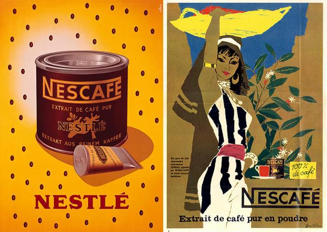 Nescafé ile 75 yıllık yolculuk