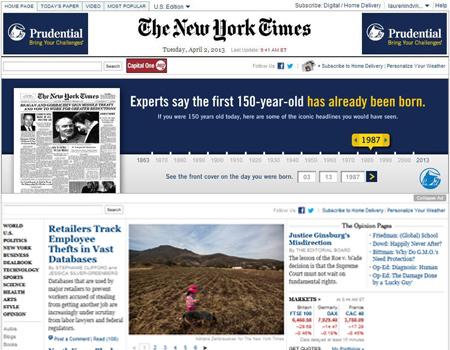 New York Times'tan reklama özel interaktif hizmet