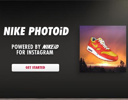 Nike'ınızın stilini Instagram fotoğraflarınız belirlesin