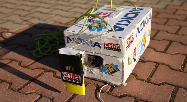 Nokia, Lumia 920'yi 35 bin metrede denedi
