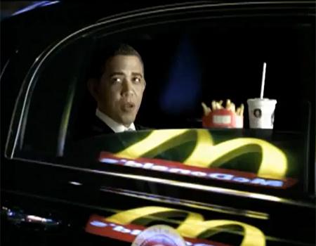 Obama'ya göre İsrail'in en iyi tarafı hamburgeri