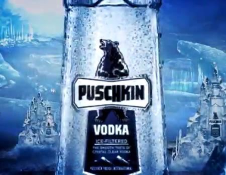 Puschkin Vodka'dan 'ayarları değiştiren' kampanya