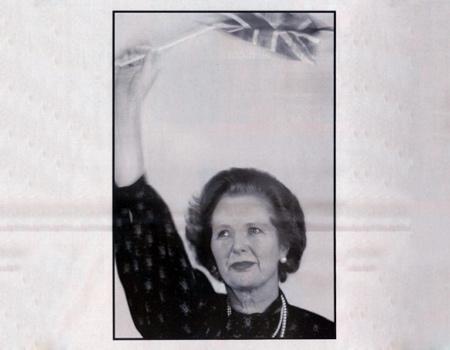Saatchi & Saatchi'nin en iyi müsterisi Thatcher