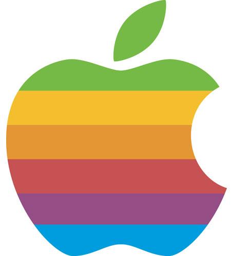 Apple – Rob Janoff