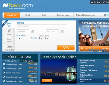 Bavul.com müşterilerinin seyahat alışkanlıkları