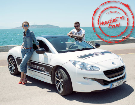 Peugeot'nun dijital kampanyasının peşindeydik