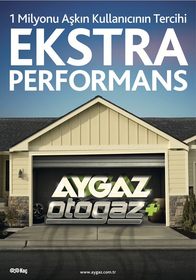 Aygaz'dan ekstra performans