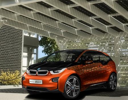 BMW'den elektrikli seri için imaj kampanyası
