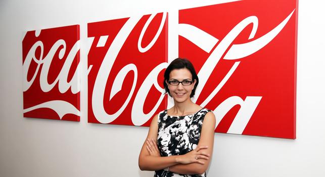 Beyza Ergen, Coca-Cola