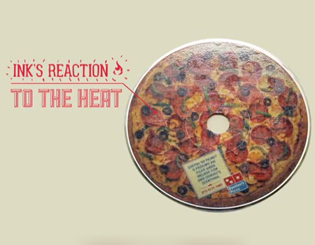 Domino's'tan pizza kokan DVD