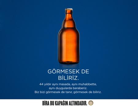 Efes'in alkol yasasına cevabı: Görmesek de biliriz