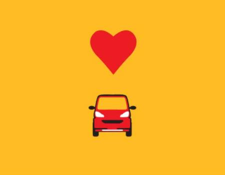 Yenlikçi araçları ile tanınan Smart'tan test sürüşü için yaratıcı zamanlama.