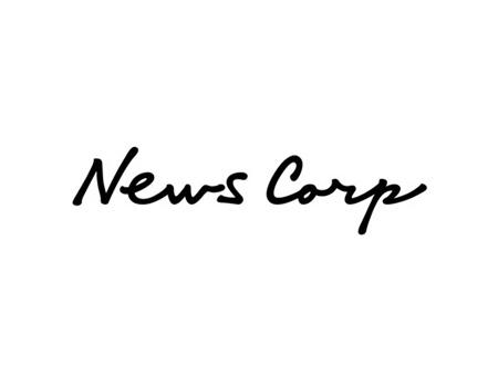 News Corp logosunu yeniledi