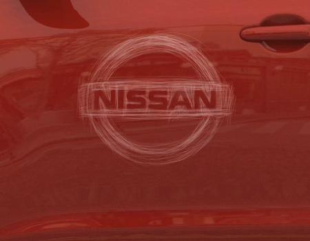 Nissan'dan 'çizilmeye karşı korumalı' reklam