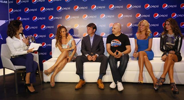 Pepsi'den 'Yıldızlı Anlar Takımı'
