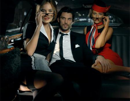 Playboy VIP parfümlerinin vaadi büyük