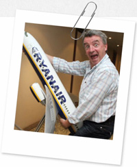 Ryanair CEO'su Michael Kevin O'Leary