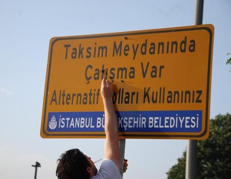 Markalar Gezi Parkı'ndan uzaklaşıyor