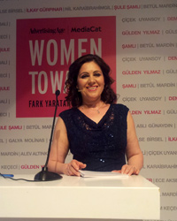 MediaCat Genel Yayın Yönetmeni Pelin Özkan
