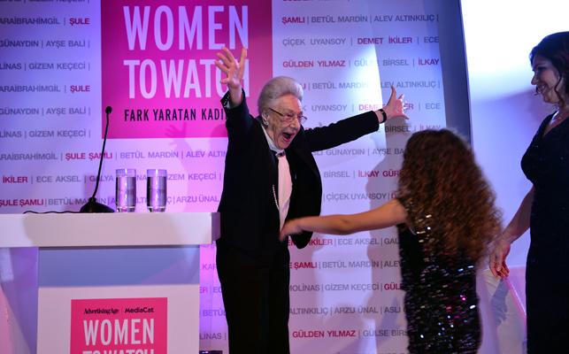 Ayşe Arman: Harika bir ödül töreni