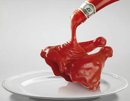 Yediğiniz her şey 'Heinz' tadında olacak