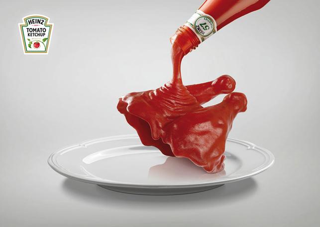 Yemeğinizin tadı ketçap tadında olsun ister miydiniz?