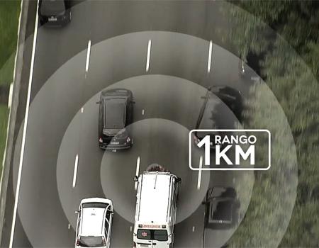 Trafikte sıkışan ambulans problemine kreatif çözüm