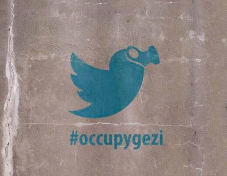 Gezi Parkı'nın popüler hashtag'leri