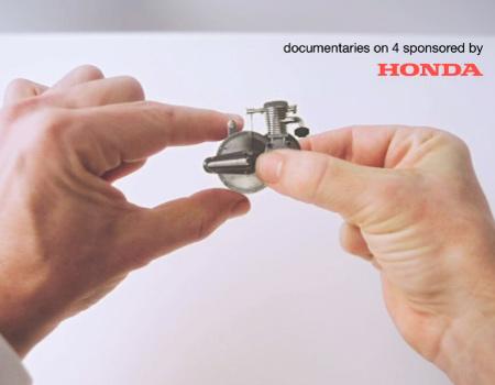 Honda araçları sihirli parmaklarla dönüşüm geçirirse…