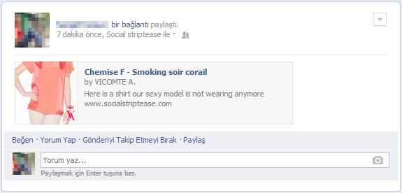Moda markasından yepyeni konsept: 'Sosyal Striptiz'